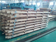 304 / 304L / 321 / 316L Hot Rolled Steel Sheet , 3mm - 8mm Chequered Floor Plate