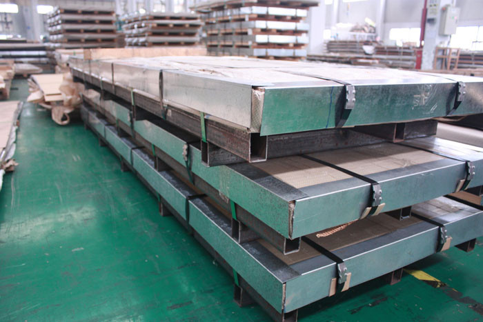 4x8 ft Polished 304 Stainless Steel Sheets for Countertops / Silver SS Plates