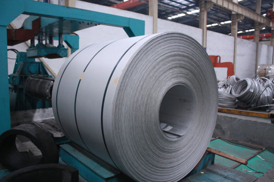 China ASTM 304 Hot Rolled Steel Sheet , NO.1 Surface Storage Tank Stainless Steel Plate distributor