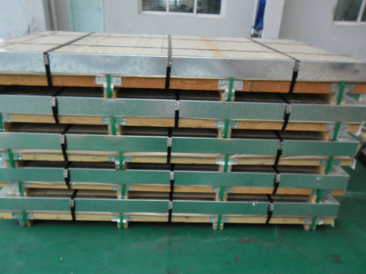 China ASTM AISI JIS DIN Prime 316 Stainless Steel Sheet Cold Rolled 2B , BA distributor