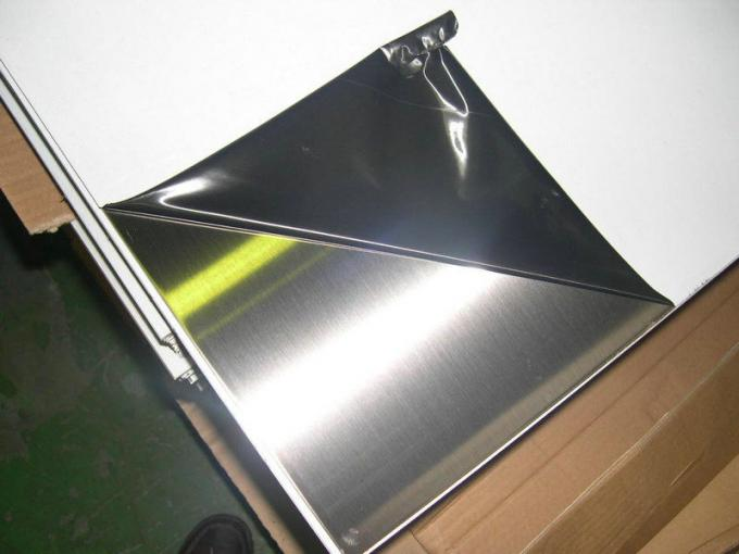 White Blue Black Stainless Steel Sheet 304 Bright Surface