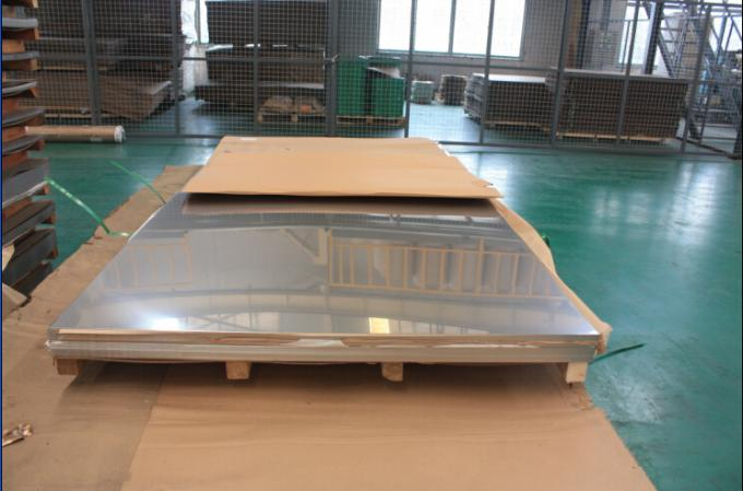 0.3mm - 6.0mm 304 Stainless Steel Sheets With NO.4 / NO.8 / HL Finished