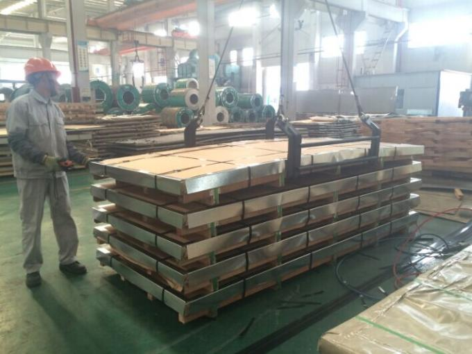 1 4 Astm 304 Polished Stainless Steel Plate With Grit 180 240