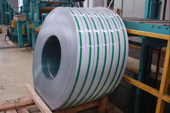Cold Rolled 201 Stainless Steel Coil  1% Nickel Finsh of HL, NO.4  NO.8  Kitchenware